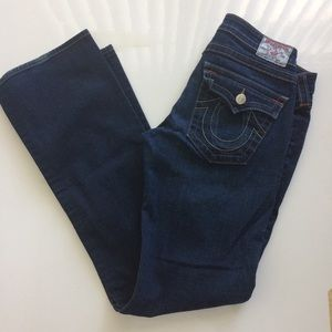 Billy Dark Blue True Religion Jeans Size 30